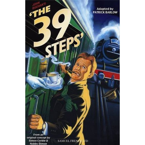 The 39 Steps, Corble, Dimon & Barlow